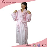 2016 New Women Bathrobe ,ladies quilted Bath Robe , cheap dressing gowns