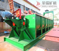 gold mining equipment hot vibrating sieve classifier reasonable price ore dressing spiral classifier