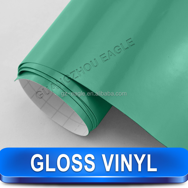 Factory Direct Sale Color Glossy Car Wrap Vinyl Film 3M Car Wrapping Film