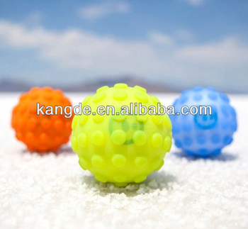 New Design Tough Rolling Silicone Robotic Ball Cover ,gym ball cover,magic case for protective ball