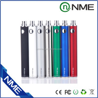 Newest evod twist battery Variable Voltage mod 3.3-4.8v Ego/510 thread evod battery
