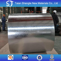 DX51 ZINC Cold rolled/Hot Dipped Galvanized Steel Coil/Strip with best price