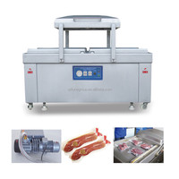 Hot sale automatic dry fish vacuum packing machine for sale