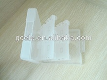 Clear Game cards case carry cards For NDS / For NDSL