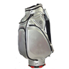 NEW 2017 Staff Golf Bag 6 Way Bag white