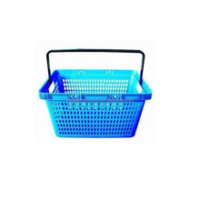 Nice looking plastic shopping basket mould 23