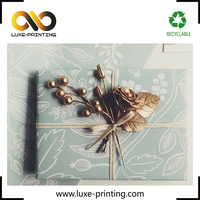 High quality design elegant decorative wrapping paper for gift