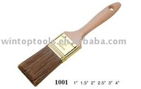 Epoxy glue for stick hair painting brush