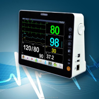 Compact and Portable Patient Monitor NM200A