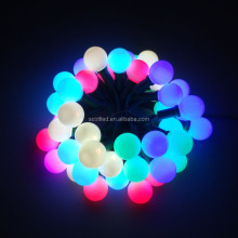 G40 LED lights high brightness festival decoration twinkling decorative lights