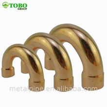 Nickel plated copper sheet stainless steel female elbow