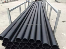 High density PE material plastic pipe 12 inch 300mm water supply pipe