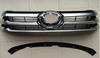 AUTO ACCESSORIES & CAR BODY PARTS & CAR SPARE PARTS GRILLE FOR TOYOTA HILUX VIGO RAVO 2015 2016