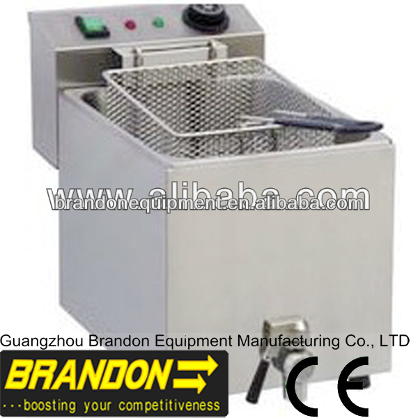 table top pressure fryer for fried potato