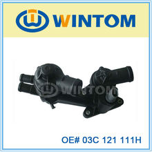 Thermostat housing of vw polo engine parts 03C 121 111H