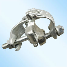 48.3-48.6mm drop forged swivel clamps