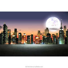 NEW modern scenery led art painting light led canvas wall art
