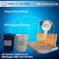 RTV2 Silicone for GRC mold plaser ornaments