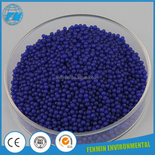 China manufacture hot selling transparent beads absorbent packet