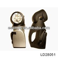 Hand LED rechargeable spotlights with LD28051