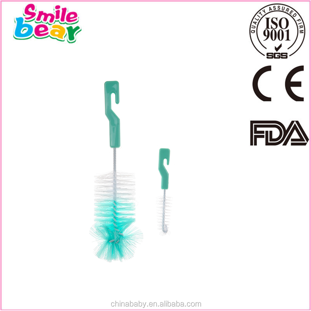 2015 best selling nylon nipple straw water nipple brush