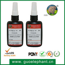 loctit 3492 UV Adhesive/Acrylic UV Glue for PVC/ABS/PC/Acrylic
