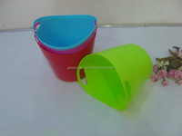 Hot sale mini storage basket,plastic basket with the handle,handy basket