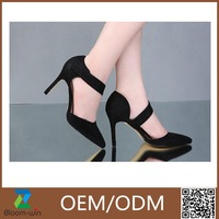 new arrival high quality kids high heel shoes GuangZhou