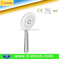 Chrome Plated 3 Function Hand Shower Head
