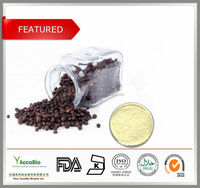 Wholesale black pepper extract , Piperine 95% for anti bacterial /chili pepper extract