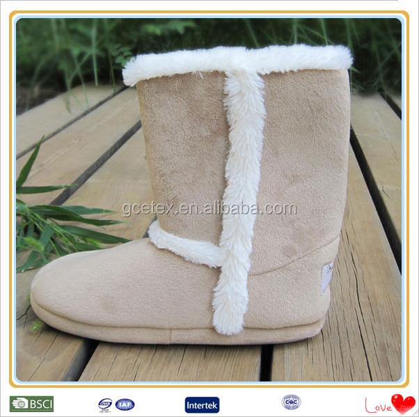 Handmade imported warmer foot massage boots