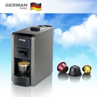 GermanPool Custom made high efficiency 1,100W unique taste Large Capacity commercial coffee machine for coffee shop