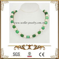 Green Agate and Magnetic Hematite Jewelry