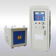 crankshaft surface induction heat treatment machine