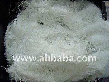PET Bright yarn waste