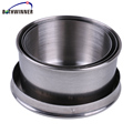 Stainless Steel Collapsible Cup Travel Portable Folding Telescopic Clip