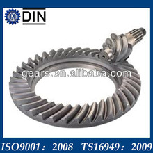 crown wheel and pinion gear bevel