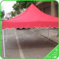Hot Sale Waterproof PVC Aluminum Canopy Exhibition Event Marquee Gazebo Folding Marketing Tent