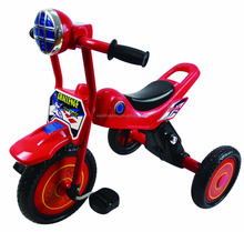 Lighting and music cheap Kid's tricycle children trike with simple style Small children tricycle