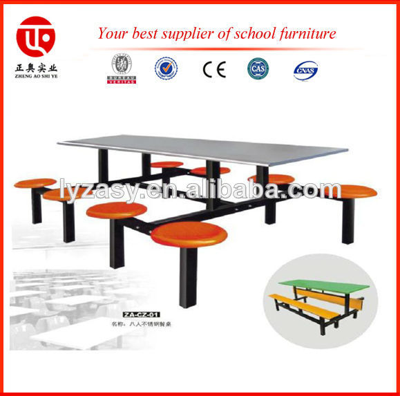 hot selling artificial marble dining tables for sale