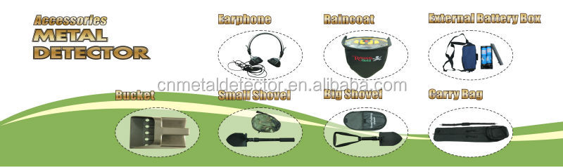 MD-9020C Gold Metal Silver Detector