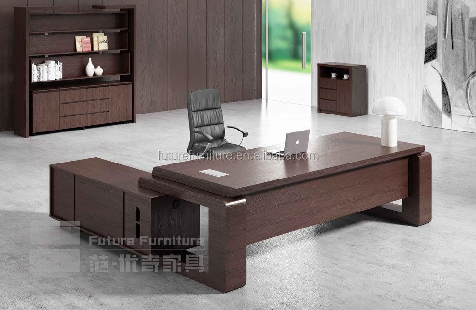 2017 European Market Modern Office Furniture Oak Veneer