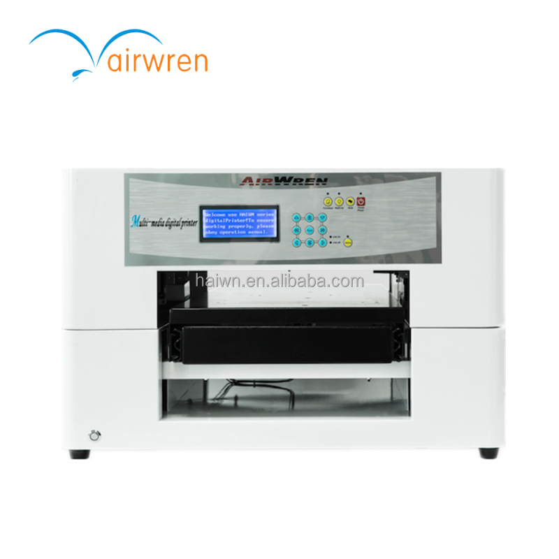 A3 eco solvent printer for golf ball pencil printing machine