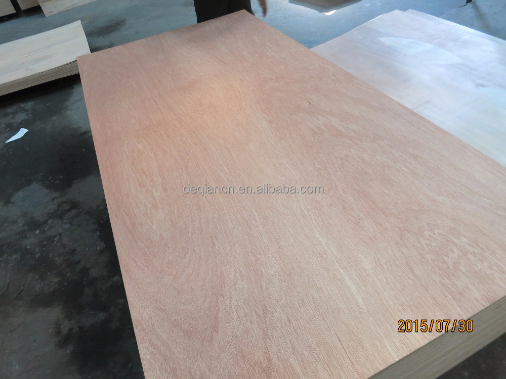 Hot sale commercial plywood 18mm plywood made in qingdao shandong