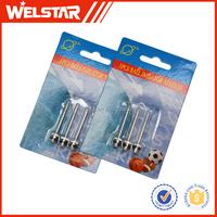 Standard metal ball air pump needles