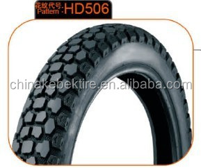 China high quality motorcycle tubeless tire 100/90-18