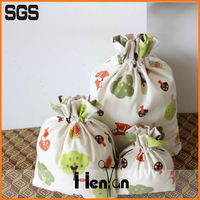 custom linen ziplock bag zipper bag stand up sterilization pouch