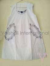 indian embroidery cotton ladies top, 100 cotton hand work dresses, ready made garments wholesaler, casual garment manufacturer