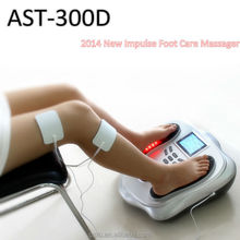 2014 new style electric foot massager manual /foot massager machine shiatsu gold supplier