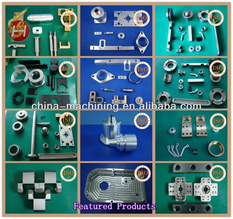 CNC machining mobile phone truck car bus bike spare parts